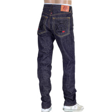 RMC 4A mens raw denim 4A black band jeans RMC1931