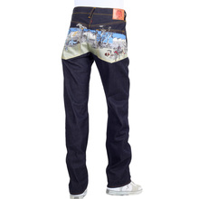 RMC Toyo Story Stage mens denim jeans REDM9071a