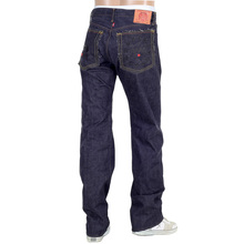 RMC 4A mens embroidered back pocket FM Union denim jeans RMC1937