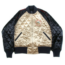 RMC Martin Ksohoh x Yoropiko Hungry Dragon reversable jacket REDM2135A