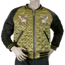 RMC Martin Ksohoh fully reversable tiger silk jacket REDM5662A