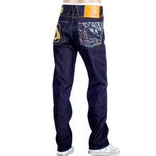 Yoropiko Exclusive Vintage Cut Jay Z Limited Edition Raw Selvedge Denim Jeans by Martin Yat Ming YORO9090