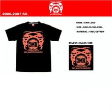 BLACK CMR Tee 2006-2007 SS