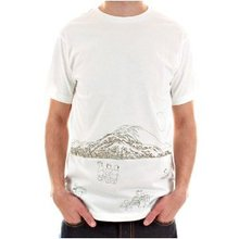 RMC Jeans Exclusive TOYO STORY PORTER Genuine and Authentic Short Sleeve White Cotton T Shirt REDM5931