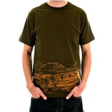 RMC Martin Ksohoh TOYO STORY TRAVEL PEOPLE Tee REDM5944