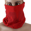RMC Head Warmer Martin Ksohoh reversable red neck warmer snood 5515N01D5 REDM5490