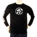 RMC Jeans MKWS black kintaro T-shirt REDM5420