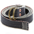 RMC Belt Martin Ksohoh white 2456 B124 denim belt REDM5457