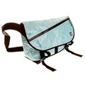 RMC Martin Ksohoh MKWS large aqua blue shoulder cyclist fashion bag 7VA204-00RVD-FOXB8 REDM5551