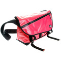 RMC Martin Ksohoh MKWS large bubblegum pink shoulder cyclist fashion bag VA0920.2ADX REDM5547