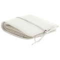 RMC Martin Ksohoh Wallet MKWS Italian white leather bill fold and credit card wallet with flap REDM5724
