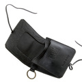 RMC Wallet Martin Ksohoh MKWS black Italian leather credit bisiness card and ID pouch REDM5726
