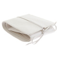 RMC Martin Ksohoh Wallet MKWS 3 fold white Italian leather landscape wallet REDM5743