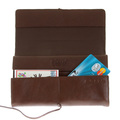 RMC Martin Ksohoh Wallet MKWS brown Italian leather travel wallet 2M0513.74B REDM5751