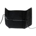 RMC Martin Ksohoh Wallet MKWS 3 fold black horse hair mini wallet REDM5773