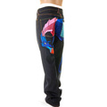 Yoropiko Jeans Hungry Dragon 574 Pink Royal Sky denim jean YORO5418