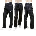 RMC Martin Ksohoh MKWS black sugar workwear denim jeans REDM5473