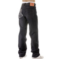 RMC Martin Ksohoh MAD PATCH off white and charcoal jeans REDM3133