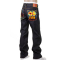RMC Martin Ksohoh Limited Edition Fifa World cup denim jean REDM0003