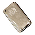 RMC iPhone Martin Ksohoh Incase Slider Case for iPhone 3GS Limited Edition silver REDM1983