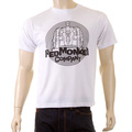 RMC Martin Ksohoh top white t-shirt REDM5032