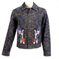 RMC Martin Ksohoh jacket 4A Hero denim jacket RED3851