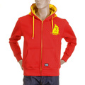 RMC sweatshirt MKWS red hooded top REDM2339