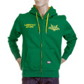 RMC MKWS kelly green NYPD zip up hoody REDM2334