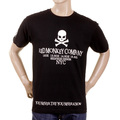 RMC Martin Ksohoh black with white NYC skull T-shirt REDM2126