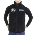 RMC Martin Ksohoh MKWS Papamamason black fleece vest REDM5829