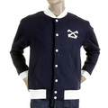 RMC Martin MKWS navy baseball jacket REDM5833