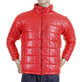 RMC Martin Ksohoh MKWS red nylon quilted jacket REDM5838