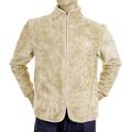RMC Martin Ksohoh Beige R6MPJK489WGOXXN1 High Collar Regular Fit Faux Fur Jacket REDM2816