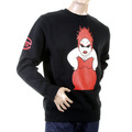 RMC Martin Ksohoh black My Girl crew neck sweatshirt REDM0939