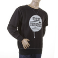 RMC Martin Ksohoh black Crazy Children crew neck sweatshirt REDM0929