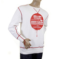 RMC Martin Ksohoh white Crazy Children crew neck sweatshirt REDM0928