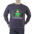 RMC Martin Ksohoh Navy Crew Neck Large Fitting RWH141262 Sweatshirt with King Kong RMC Evolution Print REDM0919