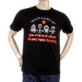 RMC Martin Ksohoh black Pray for Japan Charity T-shirt REDM0048