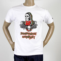 RMC Martin Ksohoh white Skull Maria T-shirt REDM0975
