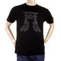 RMC Martin Ksohoh black Pigeon T-shirt REDM0984
