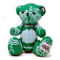 RMC Martin Ksohoh MKWS Limited Edition green bandana teddy bear RMC1231