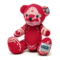 RMC Martin Ksohoh MKWS Limited Edition red bandana teddy bear RMC1230