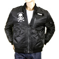 RMC Martin Ksohoh MKWS black padded MA1 bomber jacket RMC2322