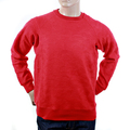 RMC Martin Ksohoh R6WHTSUNAMIE Tsunami Wave Raglan sleeve Large Fitting Crew Neck Sweatshirt in Red REDM1054