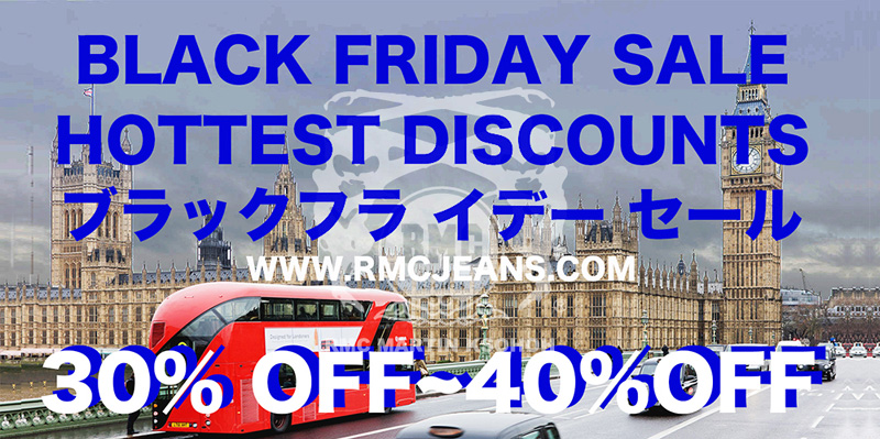 Black Friday London UK 30% Discount Sitewide