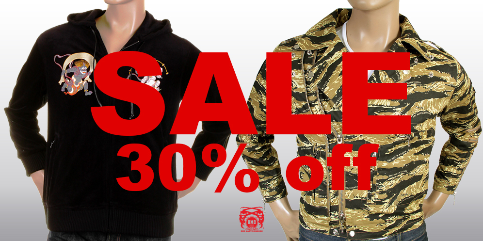 Sale 30% OFF RMC Selvedge Japanese Denim, Men�s T-shirts, Men�s Accessories & More